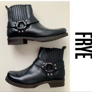 FRYE Womens Boots Veronica Harness Chelsea SZ 7.5